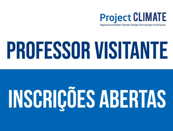 Processo Seletivo para Professor Visitante – 26-10-2020