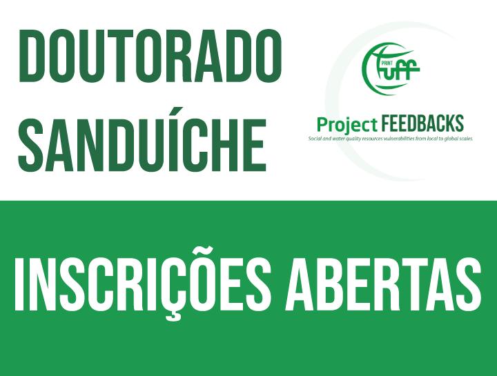 Bolsa Doudorado Sanduíche – Inscrições abertas – 29.10.2020
